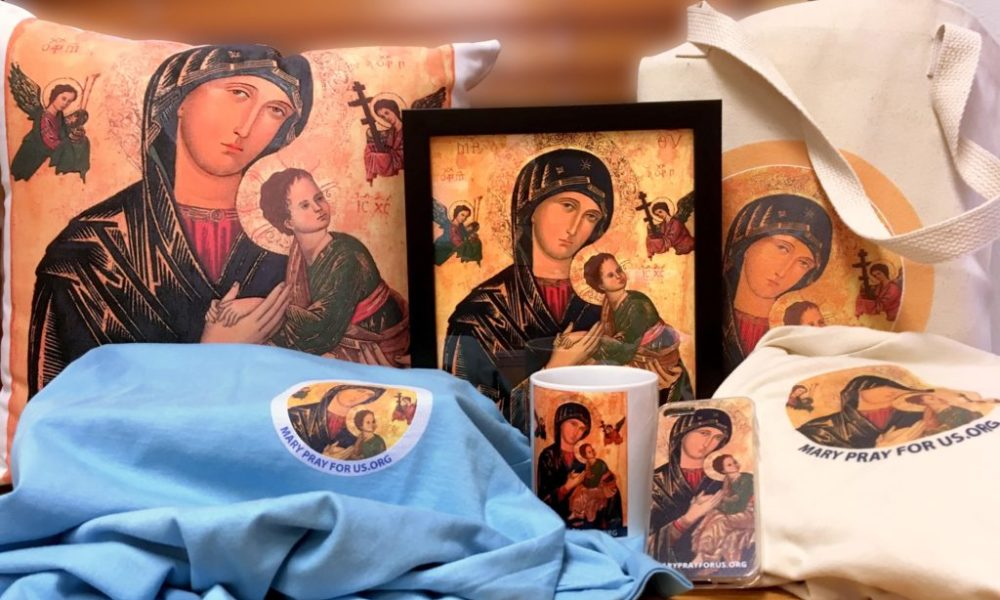 store for Our Mother of Perpetual Help